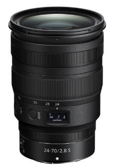 Nikon NIKKOR Z 24-70mm F4 S (White box)