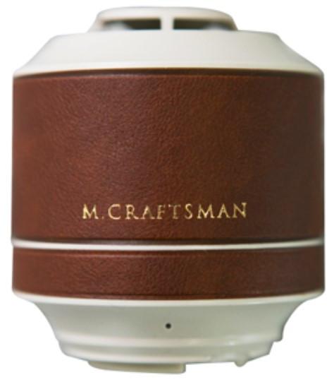 M.CRAFTSMAN Bluetooth Mini Speaker (Copper Man)