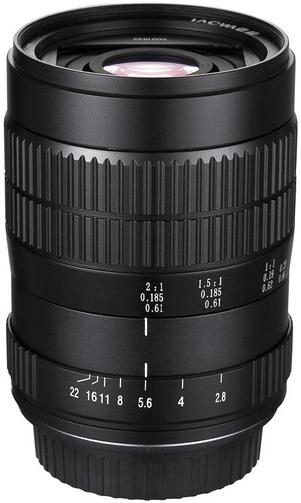 LAOWA 60MM F/2.8 2X Ultra Macro (Nikon)