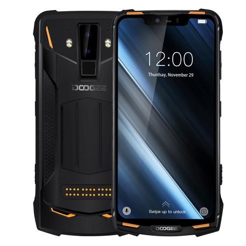 Doogee S90 Rugged Phone Dual Sim 128GB Orange (6GB RAM)