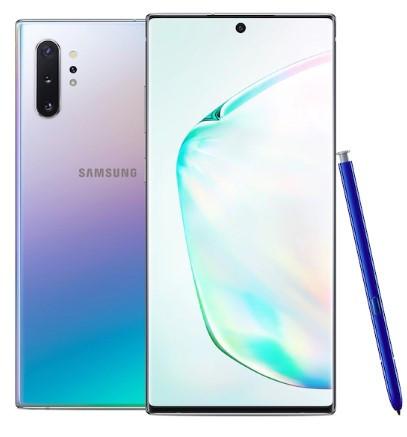 Samsung Galaxy Note 10 Plus Dual Sim N9750 512GB Aura Glow (12GB RAM)