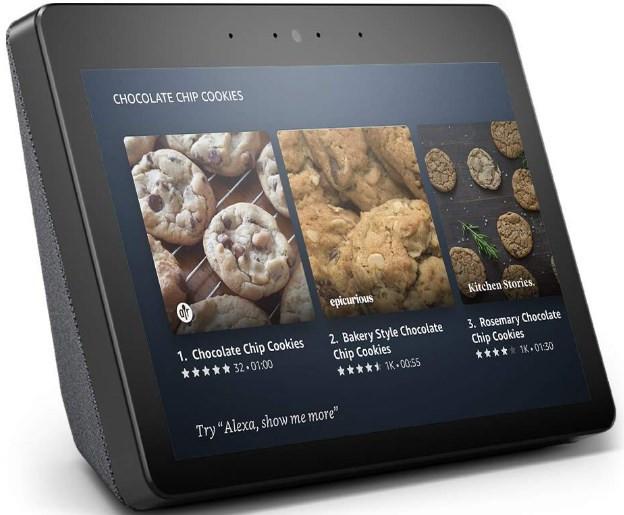 Amazon Echo Show 2nd Speaker Charcoal