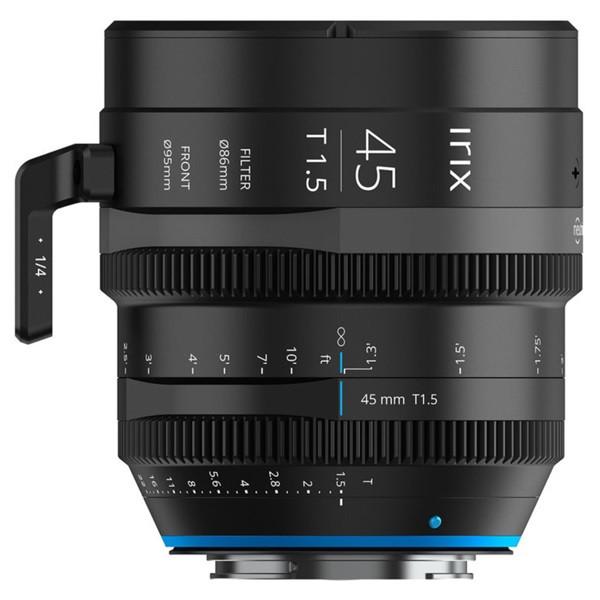 Irix Cine 45mm T1.5 (Canon EF) Meter