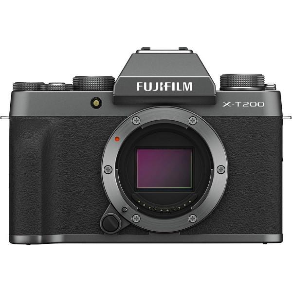 Fujifilm X-T200 Body (kit box) Dark Silver