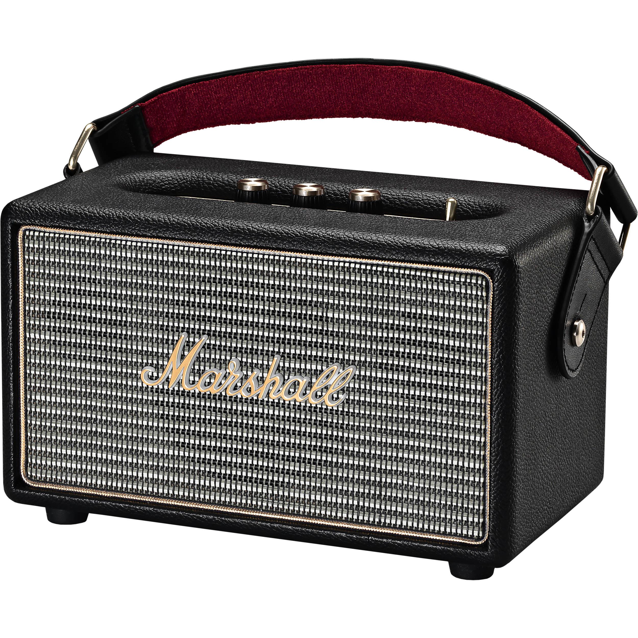 Marshall KILBURN Bluetooth Stereo Speaker Black