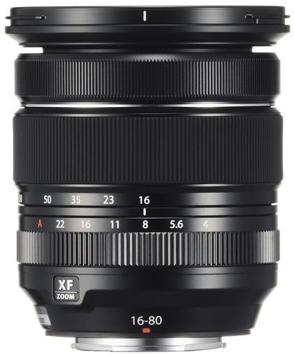 FUJINON XF16-80mm F4 R OIS WR (kit lens)
