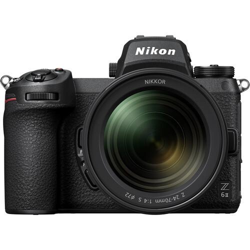 Nikon Z6 Mark II Kit (NIKKOR 24-70mm f/4 S) (With Adapter)
