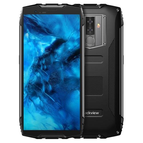 Blackview BV6800 Pro Rugged Phone Dual Sim 64GB Black (4GB RAM)