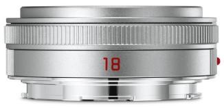 Leica Elmarit-TL 18 mm F2.8 ASPH Silver (11089)