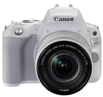 Canon EOS 200D Kit (18-55 STM) White
