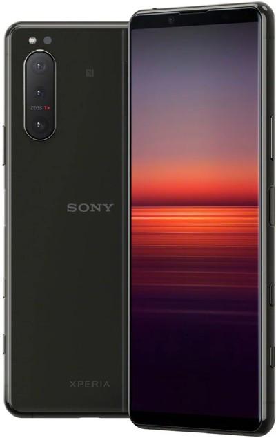 Sony Xperia 5 II 5G XQ-AS72 Dual Sim 256GB Black (8GB RAM)
