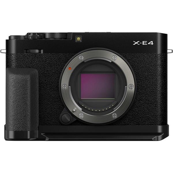 Fujifilm X-E4 Body Black (with MHG-XE4 Hand Grip)