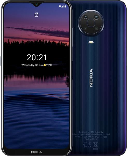 Nokia G20 TA-1336 Dual Sim 128GB Blue (4GB RAM)