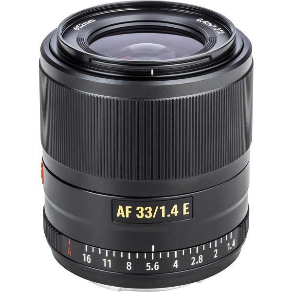 Viltrox AF 33mm f/1.4 (Sony E)