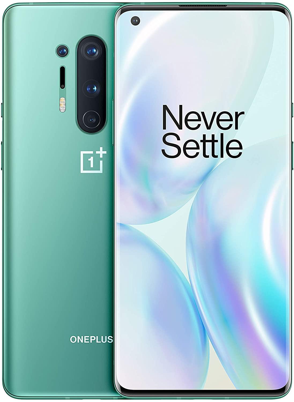 Oneplus 8 Pro 5G IN2023 Dual Sim 256GB Green (12GB RAM)