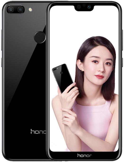 Huawei Honor 9i Dual Sim 64GB Black (6GB RAM)