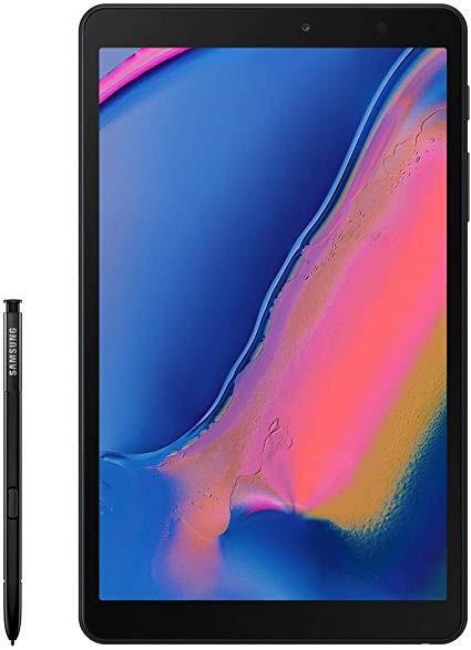 "Samsung Galaxy Tab A 8.0""(2019) P205 LTE 32GB Black (With Spen)"