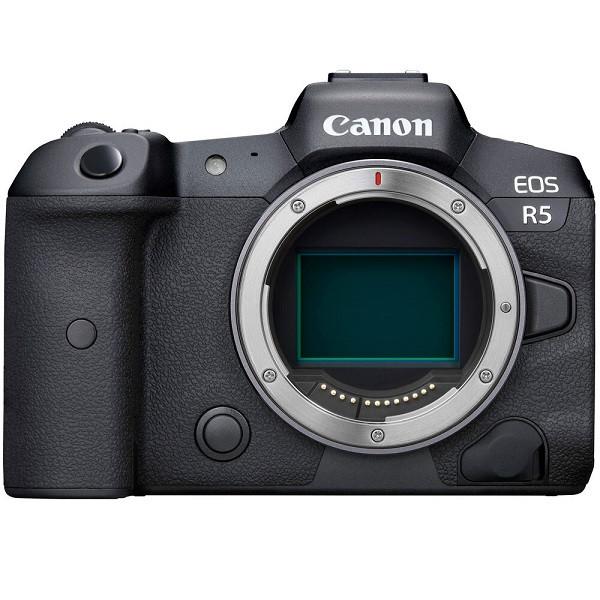 Canon EOS R5 Body (Kit Box) (No Adapter)