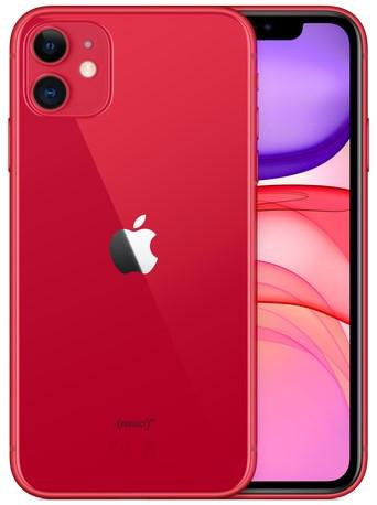 Apple iPhone 11 A2223 Dual Sim 128GB Red
