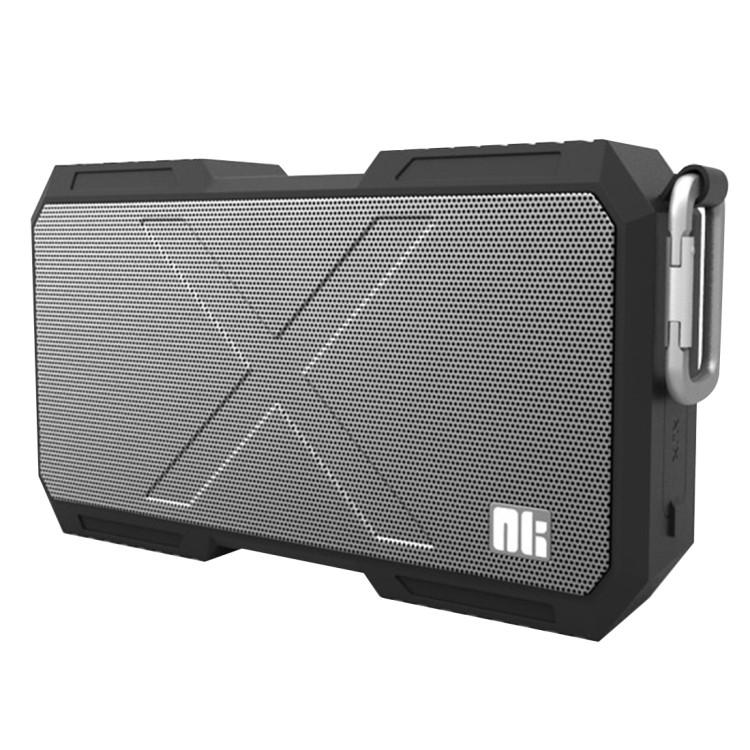 NILLKIN X-Man Portable Outdoor Sports Waterproof Bluetooth Speaker (Black)