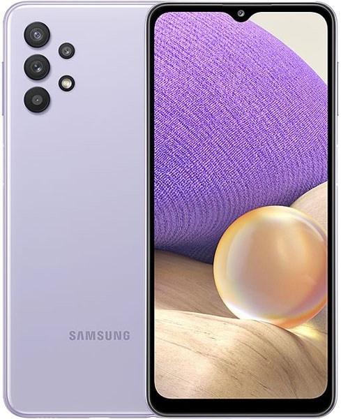 Samsung Galaxy A32 Dual Sim A325FD 128GB Violet (6GB RAM)