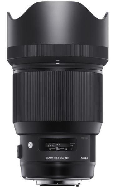 Sigma 85mm F1.4 DG HSM | Art (Nikon)