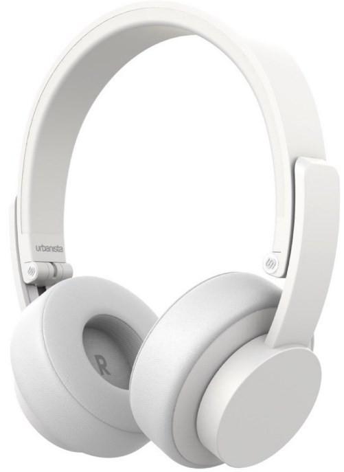 Urbanista Seattle Wireless Bluetooth Over-Ear Headphones White