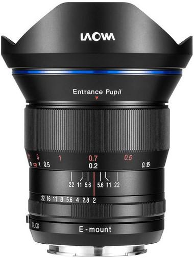 LAOWA 15 f/2 Zero-D FE (Canon RF)
