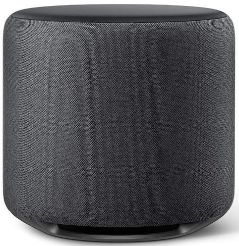 Amazon Echo Sub Speaker Charcoal