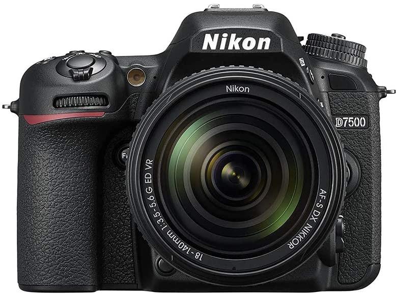 Nikon D7500 Kit (NIKKOR 18-140mm f/3.5-5.6G ED VR)