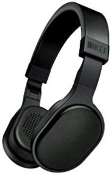 KEF M500 High-Definition Headphones Black