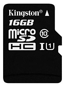Kingston 16GB T-Flash 80MB/s