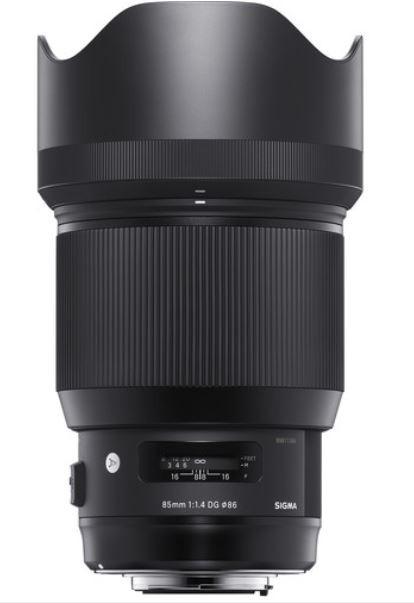 Sigma 85mm F1.4 DG HSM | Art (Canon)