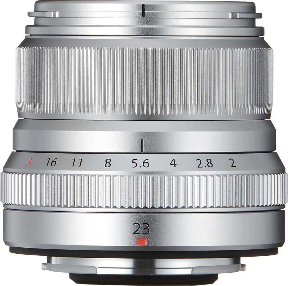 FUJINON XF23mm F2 R WR (Silver) (Bulk)