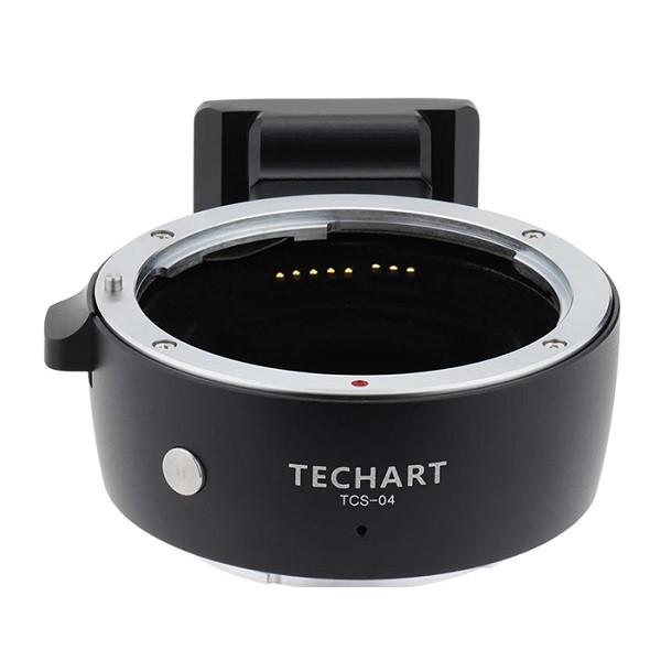 Techart TCS-04 Canon EF to Sony E Autofocus Adaptor