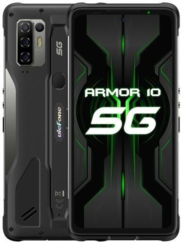 Ulefone Armor 10 5G Rugged Phone Dual Sim 128GB Black (8GB RAM)
