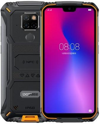 Doogee S68 Pro Rugged Phone Dual Sim 128GB Yellow (6GB RAM) фото