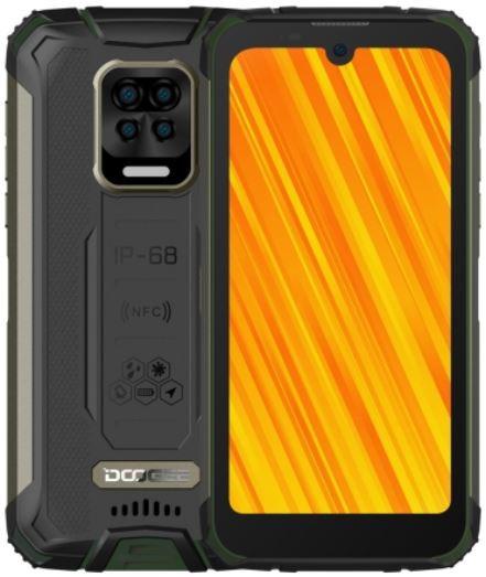 DOOGEE S59 Pro Dual Sim Rugged Phone 128GB Army Green (4GB RAM)