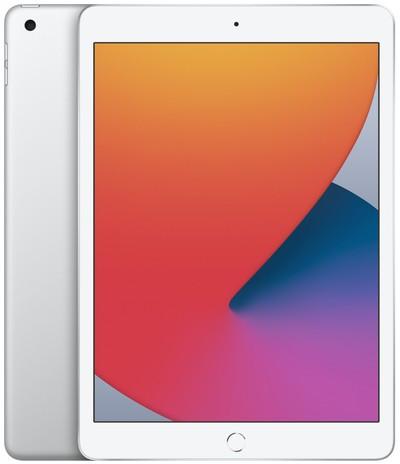 """Apple iPad 10.2"""" (2020) Wifi 128GB Silver (3GB RAM)"""