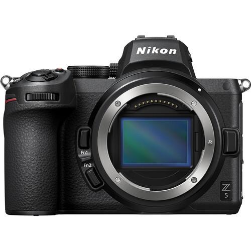Nikon Z5 Body (Kit Box) (No Adapter)