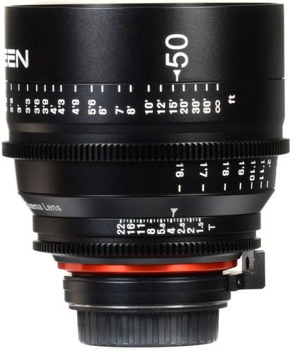 Samyang Xeen 50mm T1.5 (Canon)