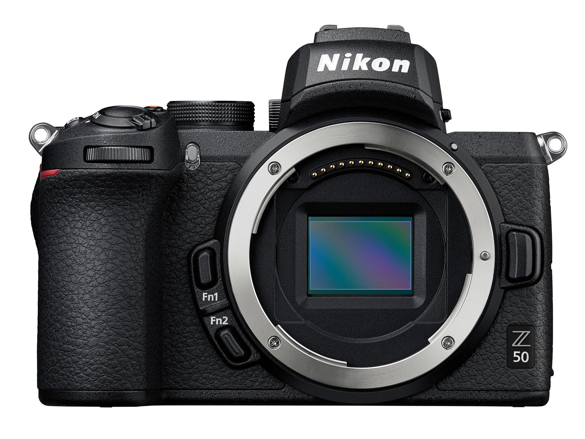 Nikon Z50 Body (Kit Box)