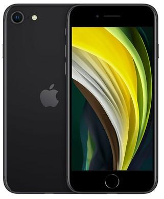 Apple iPhone SE 2020 128GB Black (eSIM)