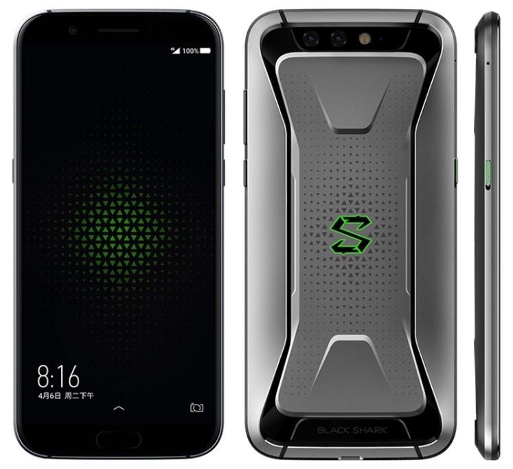 Xiaomi Black Shark Dual Sim 128GB Grey (8GB RAM)