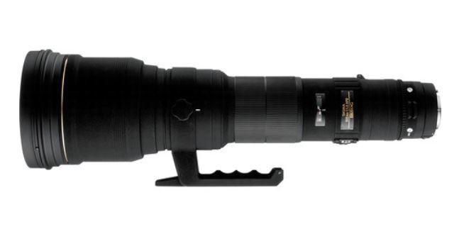 Sigma APO 800mm F5.6 EX DG HSM (Canon)