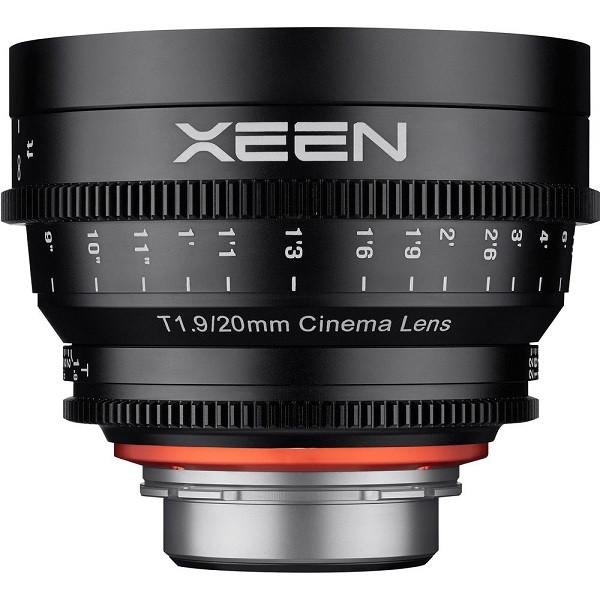 Samyang Xeen 20mm T1.9 (Canon EF)