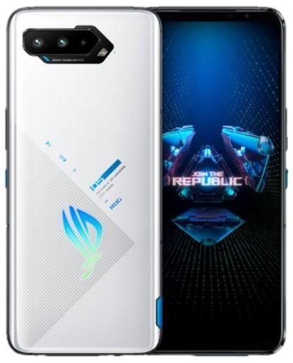 Asus ROG 5 5G ZS673KS Dual Sim 256GB White (12GB RAM) - Tencent Version