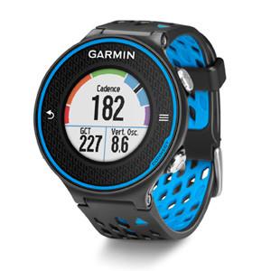 Garmin Forerunner 620 Watch w/HRM (Black/Blue)