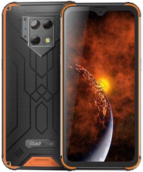Blackview BV9800 Pro Rugged Phone Dual Sim 128GB Orange (6GB RAM)