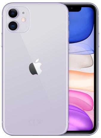 Apple iPhone 11 A2223 Dual Sim 128GB Purple
